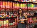 NYC Great wall of jelly beans.gif