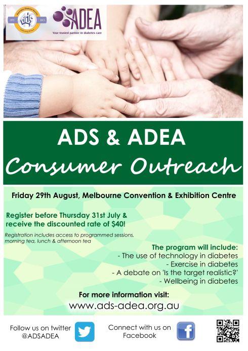 ADS-ADEA Consumer Outreach
