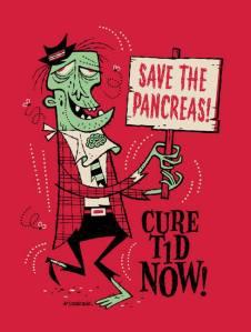 Yaniger save the pancreas