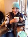 Melbourne latte in Midtown.