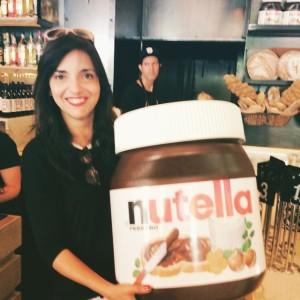 Giant nutella