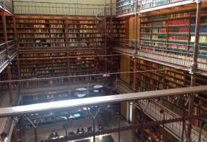 Rijksmuseum Bibliotheca (Amsterdam 2014)