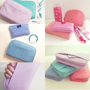 Pretty pastels from Prikkedief.