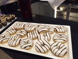 Doughnuts at EASD