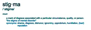 Stigma-definition2