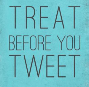 Always good advice!