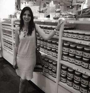 The Nutella Bar at Eataly.